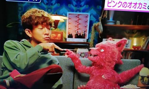 木村拓哉GYAO新CM|ピンク色オオカミの声は誰?以心伝心のオッチャンと奇跡の生活と画像と動画も