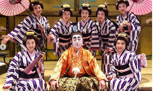 【バカ殿様2019ー2020】腰元役の女優は誰?女性出演者の画像まとめ!1月8日