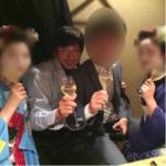 上倉崇敬の顔画像!弟や家族は?元秘書は過去は祇園で豪遊!現在は8000円強盗で逮捕