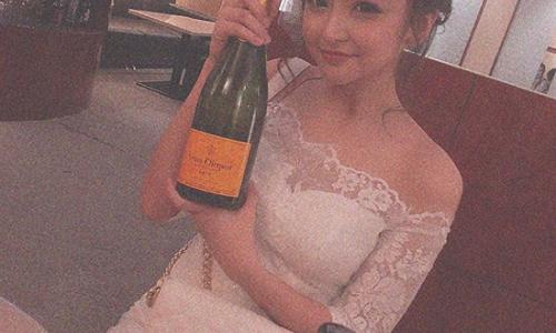 【谷口愛理のキャバクラ】勤務先はCLUB LULU!キャバ名はルナで綺麗な姿に変貌!