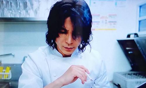 美食探偵!武田真治のタバコの銘柄は?吸っている姿がカッコいい!画像
